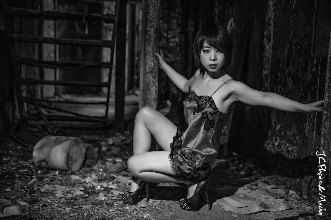 Suzy Cam in urban decay